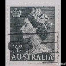 Sellos: AUSTRALIA ISABEL II ( 1953 ). Lote 194963181