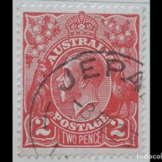 Sellos: AUSTRALIA - 1930 - JORGE VI. Lote 195003561