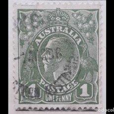Sellos: AUSTRALIA - 1924 - JORGE VI. Lote 195003828