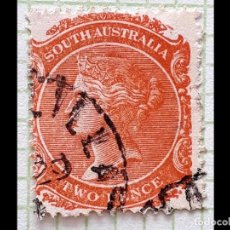 Sellos: AUSTRALIA - SOUTD -QUEEN VICTORIA MI:AU-SA72A. Lote 195007345