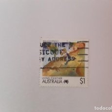 Sellos: AUSTRALIA SELLO USADO. Lote 195169676