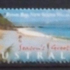 Timbres: AUSTRALIA TURISMO SELLO USADO. Lote 197302502
