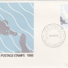 Sellos: ATM AUSTRALIA - SOBRE ATM SPD 1986. Lote 197575456