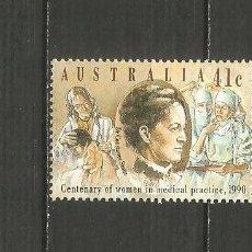 Sellos: AUSTRALIA YVERT NUM. 1145 ** SERIE COMPLETA SIN FIJASELLOS. Lote 198297866