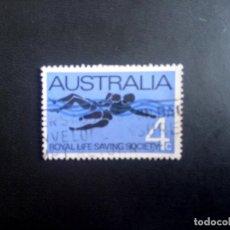Sellos: AUSTRALIA 1966, ANIVERSARIO DE LA SOCIEDAD REAL DE SERVICIO VOLUNTARIO, YT 343. Lote 201954957