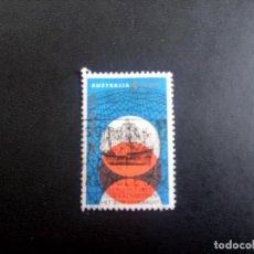 Sellos: AUSTRALIA 1966, EXPOSICIÓN FILATELIA DE PERTH, YT344. Lote 201955253