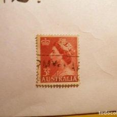 Sellos: AUSTRALIA - ISABEL II.. Lote 205543746