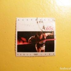 Sellos: AUSTRALIA - SEUL 1988 - CARRERAS.. Lote 205543902