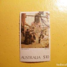 Sellos: AUSTRALIA - TOM ROBERTS.. Lote 205543956