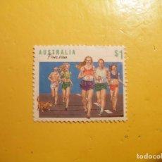 Sellos: AUSTRALIA - DEPORTES - FUN RUN.. Lote 205544813