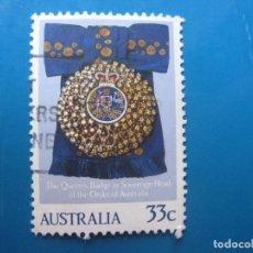 Sellos: +AUSTRALIA 1985, ANIVERSARIO DE ISABEL II, YVERT 904. Lote 205577751