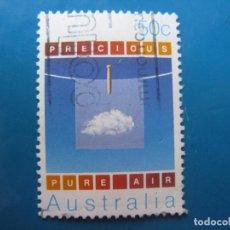 Sellos: +AUSTRALIA 1985,RIQUEZAS NATURALES, YVERT 908. Lote 205579003