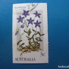 Sellos: +AUSTRALIA 1986, PLANTAS ALPINAS, YVERT 969. Lote 206154611