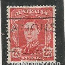 Timbres: AUSTRALIA 1942 - SG NRO. 206 - USADO - FOTO ESTANDAR. Lote 206323835