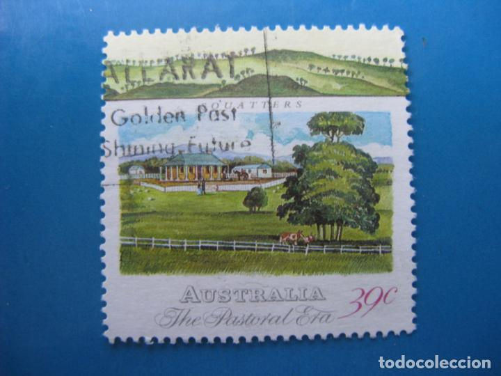 +AUSTRALIA 1989, DESARROLLO COLONIAL, YVERT 1115 (Sellos - Extranjero - Oceanía - Australia)