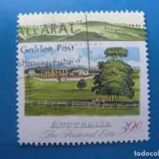 Sellos: +AUSTRALIA 1989, DESARROLLO COLONIAL, YVERT 1115. Lote 206379761