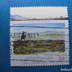 Sellos: +AUSTRALIA 1989, DESARROLLO COLONIAL, YVERT 1117. Lote 206380401