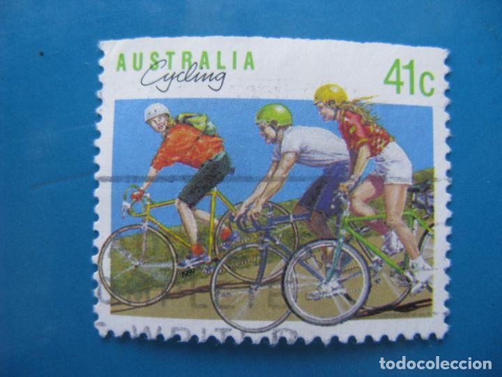 +AUSTRALIA 1989, DEPORTES, YVERT 1126 (Sellos - Extranjero - Oceanía - Australia)