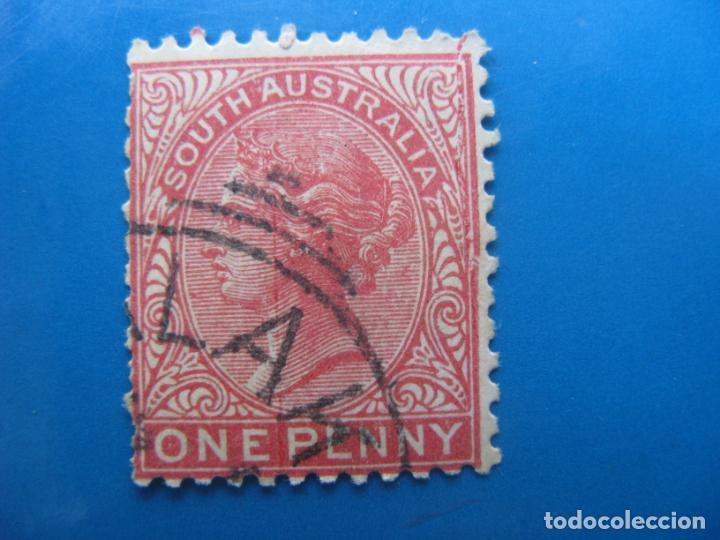 +AUSTRALIA DEL SUR 1899, YVERT 75 (Sellos - Extranjero - Oceanía - Australia)