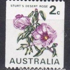 Sellos: AUSTRALIA 1971 - FLORES - YVERT Nº 447**. Lote 209402772