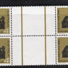 Sellos: AUSTRALIA 1966 MNH, BLOQUE MICHEL 383. Lote 209914010
