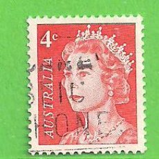 Sellos: AUSTRALIA - MICHEL 361A - YVERT 322 - ISABEL II. (1966).. Lote 209998315
