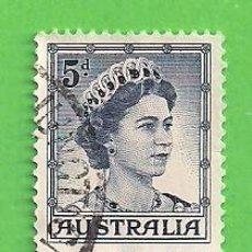 Sellos: AUSTRALIA - MICHEL 392AI - YVERT 353 - ISABEL II. (1959).. Lote 210001235