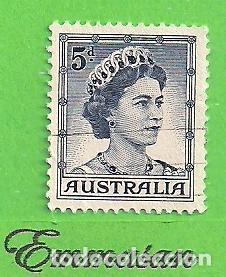 AUSTRALIA - MICHEL 392AI - YVERT 353 - ISABEL II. (1959). (Sellos - Extranjero - Oceanía - Australia)