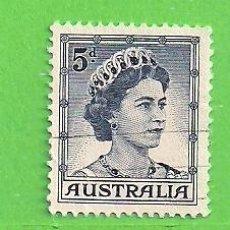 Sellos: AUSTRALIA - MICHEL 392AI - YVERT 353 - ISABEL II. (1959).. Lote 210001312