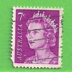 Sellos: AUSTRALIA - MICHEL 478 - YVERT 449 - ISABEL II. (1971).. Lote 210001970