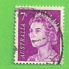 Sellos: AUSTRALIA - MICHEL 478 - YVERT 449 - ISABEL II. (1971).. Lote 210002080