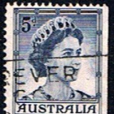 Sellos: AUSTRALIA // YVERT 253 // 1959-62 ... USADO. Lote 210459785