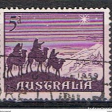 Sellos: AUSTRALIA // YVERT 262 // 1959 ... USADO. Lote 210459905