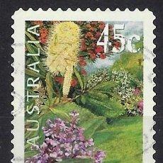 Sellos: AUSTRALIA 2000 - EXPOSICIÓN INTERNACIONAL DE JARDINES - SELLO USADO ADHESIVO. Lote 211775346