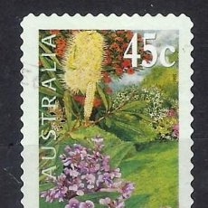 Sellos: AUSTRALIA 2000 - EXPOSICIÓN INTERNACIONAL DE JARDINES - SELLO USADO ADHESIVO. Lote 211775373