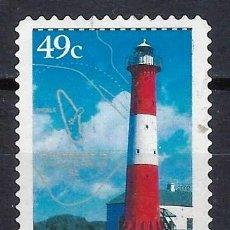 Sellos: AUSTRALIA 2002 - FAROS, TROUBRIDGE. AUSTRALIA DEL SUR - SELLO USADO ADHESIVO. Lote 211792312