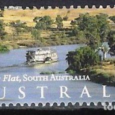 Sellos: AUSTRALIA 2002 - PAISAJES, WALKER FLAT. AUSTRALIA DEL SUR - SELLO USADO. Lote 211792738