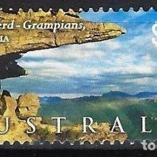 Sellos: AUSTRALIA 2002 - PAISAJES, GARIWERD GRAMPIANS. VICTORIA - SELLO USADO. Lote 211793732