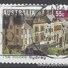 Sellos: AUSTRALIA 2008 - TURISMO,THE ROCKS. SYDNEY - SELLO USADO. Lote 212143236