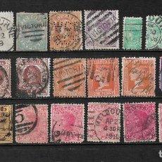 Sellos: AUSTRALIA VICTORIA LOTE SELLOS - 20/33. Lote 213139296