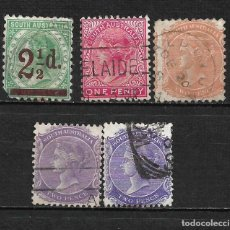 Sellos: AUSTRALIA SOUTH LOTE SELLOS - 20/33. Lote 213139433