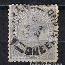 Sellos: SELLO ANTIGUO QUEENSLAND AUSTRALIA 1886-1895 REINA VICTORIA TWO PENCE. Lote 212854985