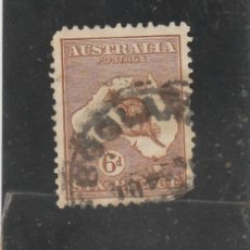 Sellos: AUSTRALIA 1931 - SG NRO. 132 - USADO - VER ESQUINA ROMO. Lote 213344412