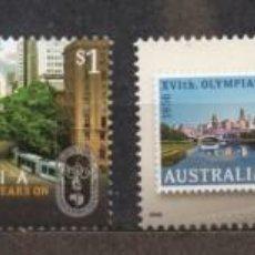 Sellos: AUSTRALIA/2006/MNH/SC# 2582-85/ JUEGOS OLIMPICOS DE VERANO, MELBOURNE 50º ANIVERSARIO/ DEPORTES. Lote 213456067