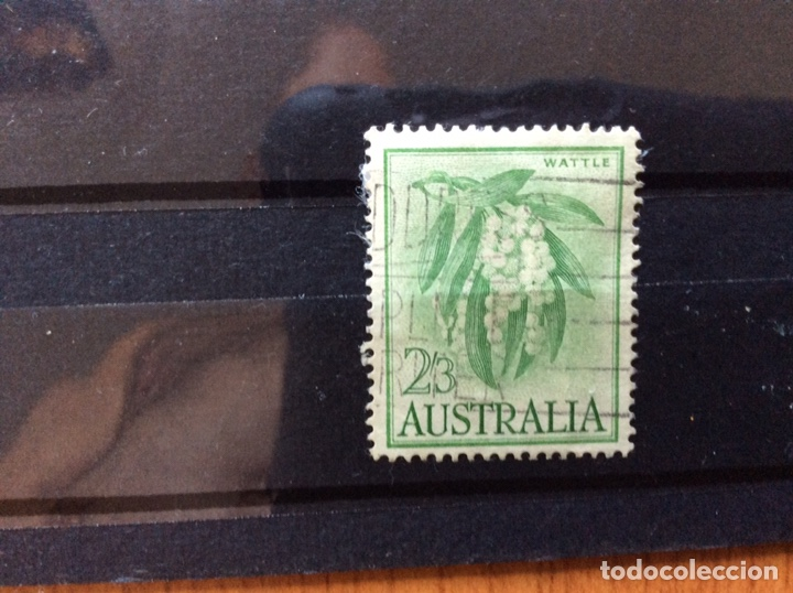 1 SELLO AUSTRALIA (Sellos - Extranjero - Oceanía - Australia)