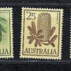 Sellos: AUSTRALIA Nº 256 AL 259 INCOMPLETA (**). Lote 217192703