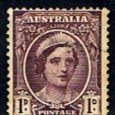 Sellos: AUSTRALIA // YVERT 143 // 1942-44 ... USADO. Lote 217465095