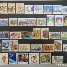 Sellos: AUSTRALIA-60 SELLOS DIFERENTES-2 FOTOS-LOTE 3. Lote 218501236