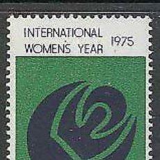 Sellos: AUSTRALIA 1975 IVERT 557 *** AÑO INTERNACIONAL DE LA MUJER. Lote 218609135