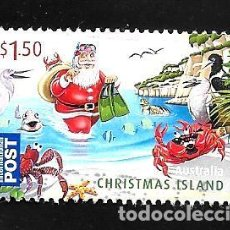 Timbres: ISLAS CHRISTMAS. Lote 221261192
